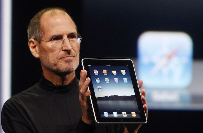 ipad launch