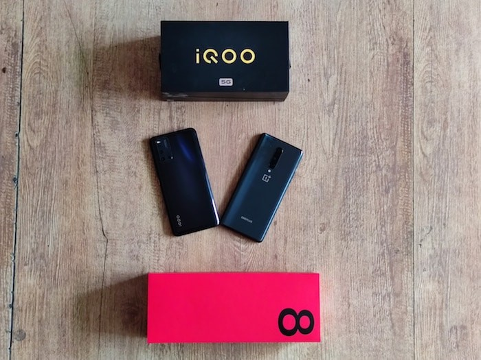 iQOO targets OnePlus in #YouDecide campaign