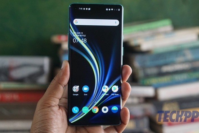 oneplus 8t pro review 8