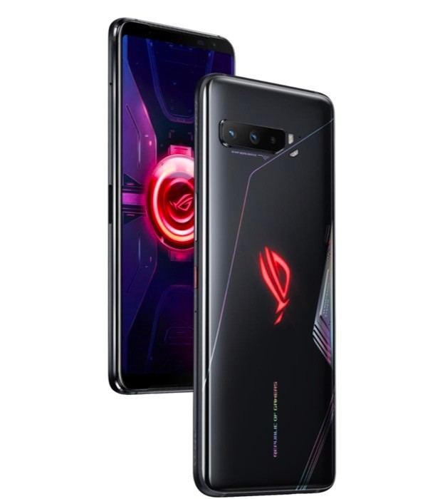 Asus ROG Phone 3 with Snapdragon 865 Plus and Triple Rear Cameras Announced