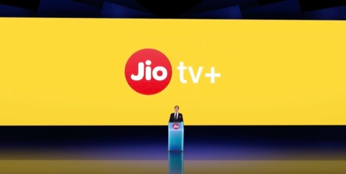 Jio tv+ with content from over 12 global OTT platforms announced