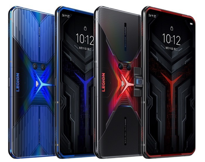 Lenovo Legion Phone Duel with Snapdragon 865 Plus and Side Pop-Up Camera Announced