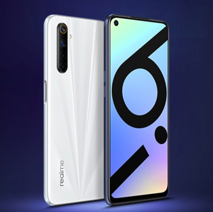 Realme 6i with MediaTek Helio G90T and Quad Rear Cameras Launched in India