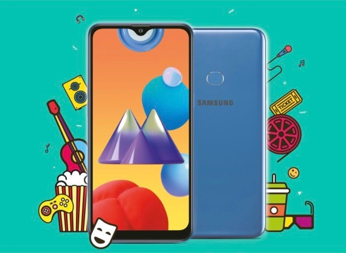 Samsung Galaxy M01s with Helio P22 and Dual Rear Cameras Launched in India