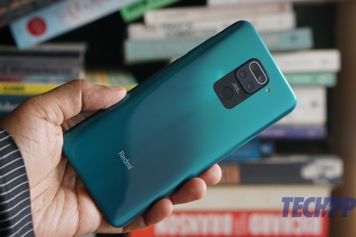 redmi note 9 review 2