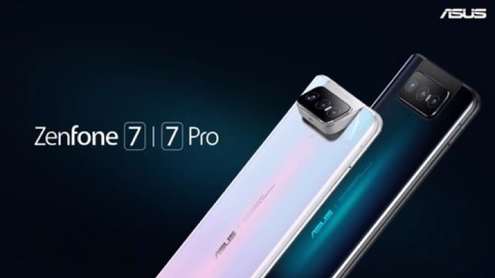 Asus Zenfone 7 and Zenfone 7 Pro with Flip Cameras Announced