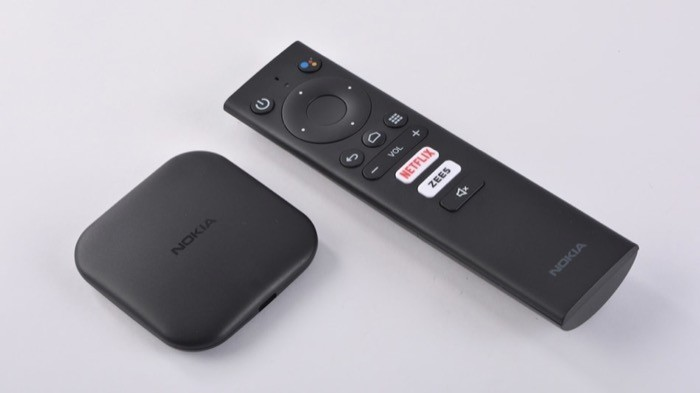 Flipkart launches Nokia Media Streamer with Full HD resolution and Android TV 9