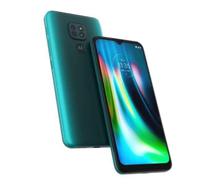 Moto G9 with HD+ Display and Triple Rear Cameras Launched in India