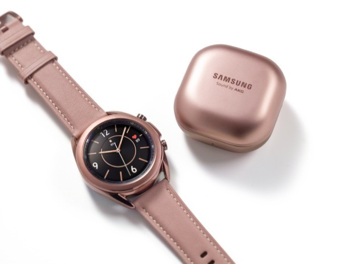 Samsung announces Galaxy Watch3 and Buds Live at Unpacked 2020