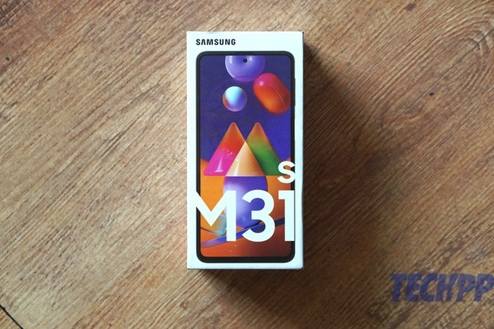 [First Cut] Samsung Galaxy M31s: Adding camera muscle to a winning formula
