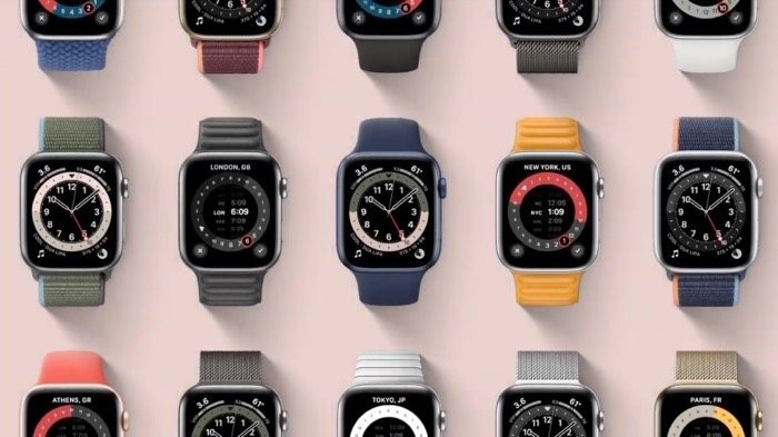 Apple watch series6 3
