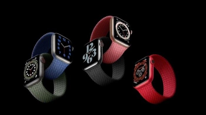 Apple watch series6 4