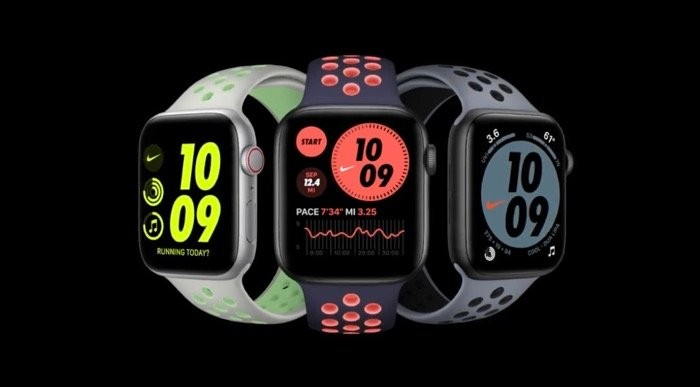 Apple watch series6 5