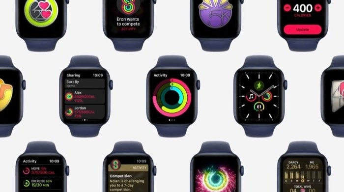 Apple watch series6 7