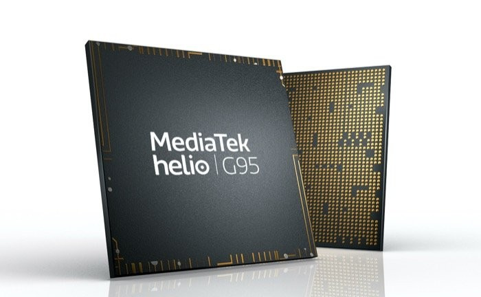 MediaTek announces Helio G95 for upcoming high-end 4G gaming smartphones