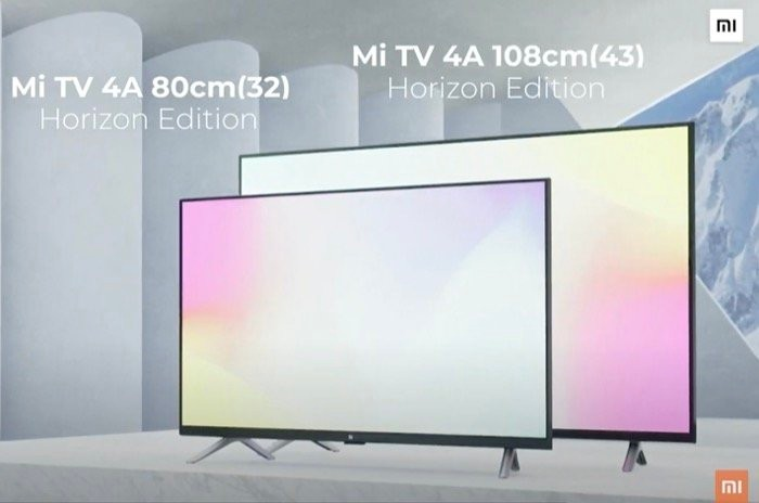 Mi TV 4A Horizon Edition with 20W Speakers and Android TV Launched in India