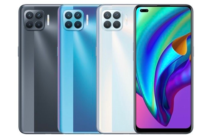 Oppo F17 and F17 Pro with Quad Rear Cameras and 4000mAh Battery Launched in India