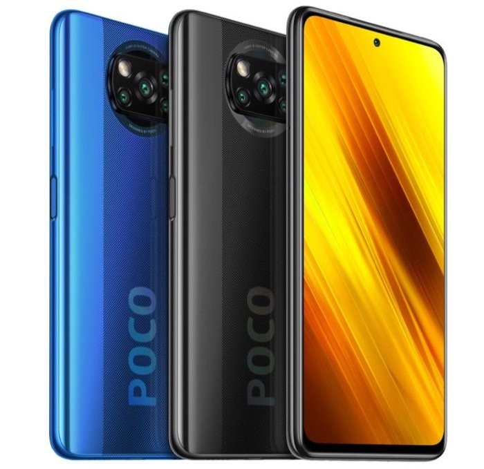Poco X3 NFC with a 120Hz Display and Quad Rear Cameras Announced