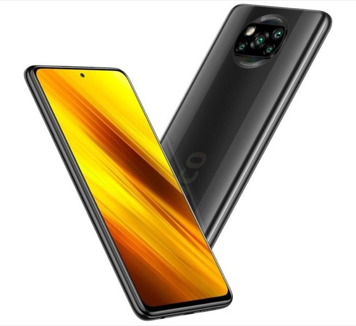 Poco X3 with Snapdragon 732G and 6000mAh Battery Launched in India