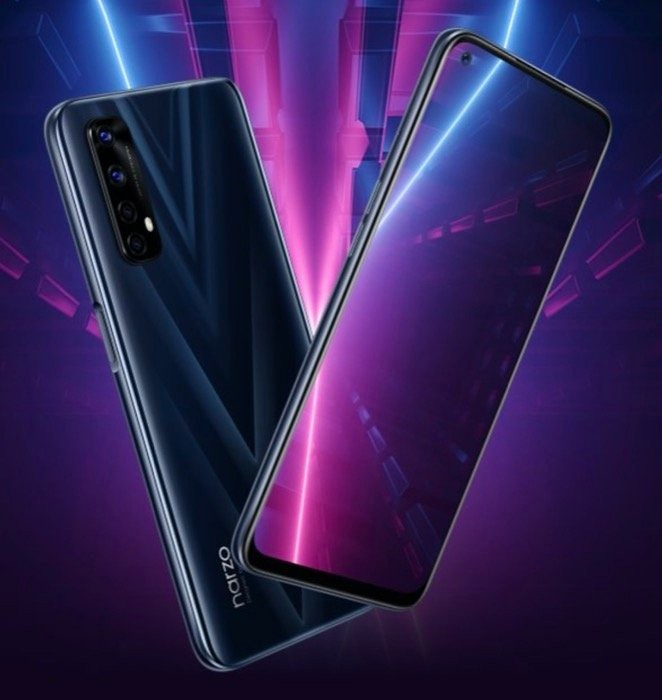 Realme Narzo 20, 20A, and 20 Pro Launched in India