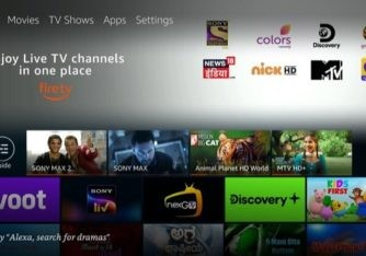 Amazon brings Live TV on Fire TV devices in India