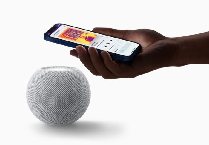 HomePod mini iPhone features