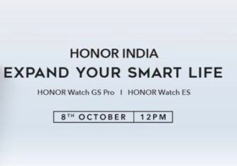 Honor brings Watch GS Pro and Watch ES to India
