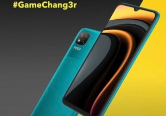 Poco C3 with MediaTek Helio G35 and Triple Rear Cameras Launched in India