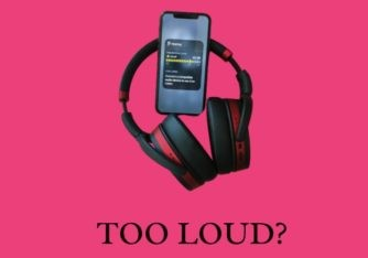 Are your earphones too loud? Ask your iPhone