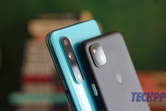pixel 4a vs oneplus nord 4