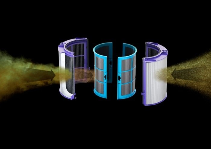 Dyson Pure Hot+Cool Cryptomic air purifier filter