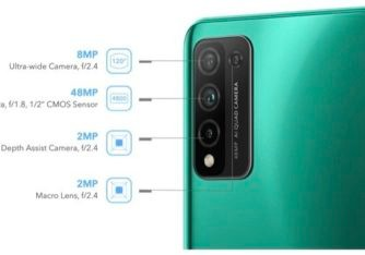 Honor 10X Lite with Kirin 710A and Quad Rear Cameras Announced