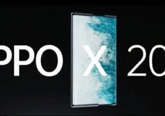 Oppo X 2021: concept smartphone with a rollable display