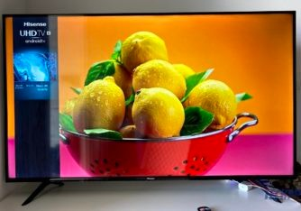 Hisense 55-Inch 4K HDR LED Android TV (55A71F) Review