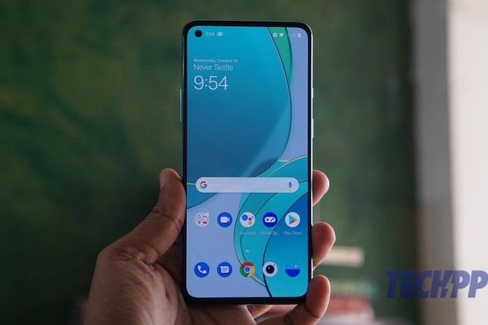 oneplus 8t review 2