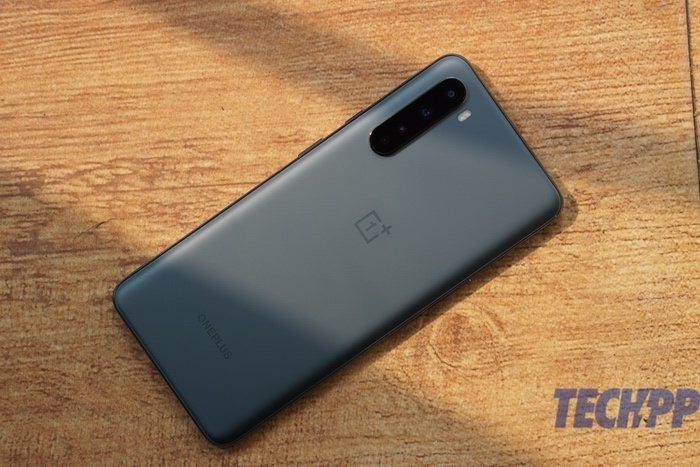 oneplus nord gray ash 7