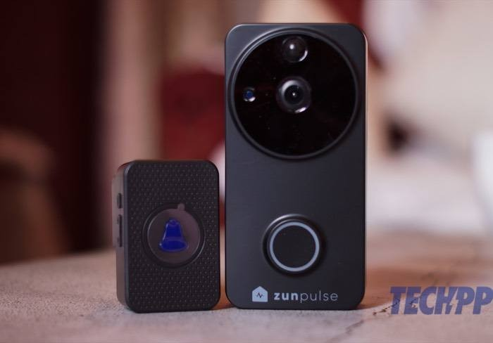 zunpulse smart doorbell review 7