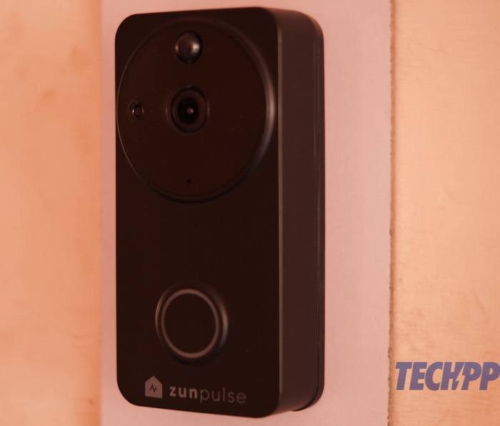 zunpulse smart doorbell review 9