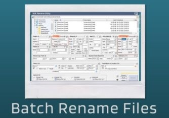 How to Batch Rename Images (or other Files) on Windows
