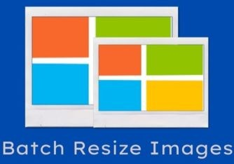 How to Bulk Resize Multiple Images on Windows for Free