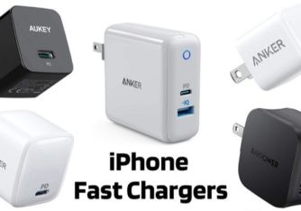 Best iPhone Fast Chargers to buy in 2021