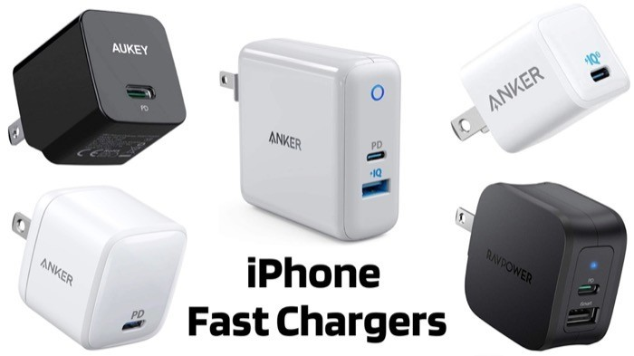 Best iPhone Fast Chargers