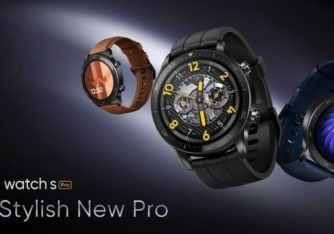 Realme Watch S and Watch S Pro with heart-rate and SpO2 monitoring announced in India