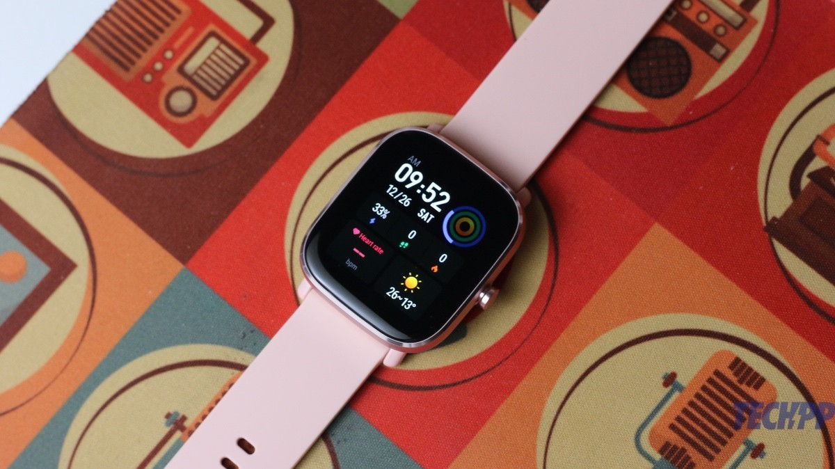 Amazfit GTS 2 mini Review: Is Size a DeterMINIng Factor?