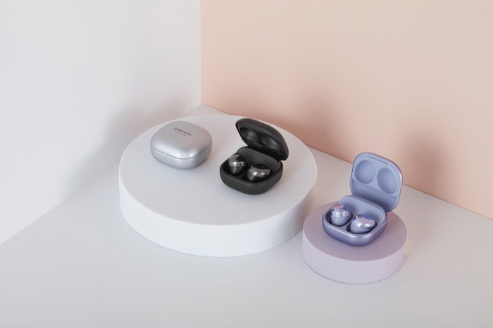 Samsung Galaxy Buds Pro colors