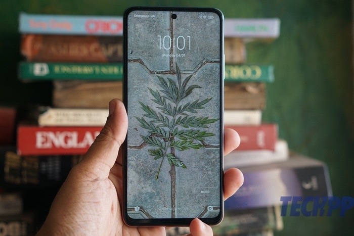 Mi 10i review display