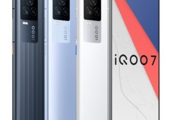 iQOO 7 with Snapdragon 888 and Triple Rear Cameras Announced