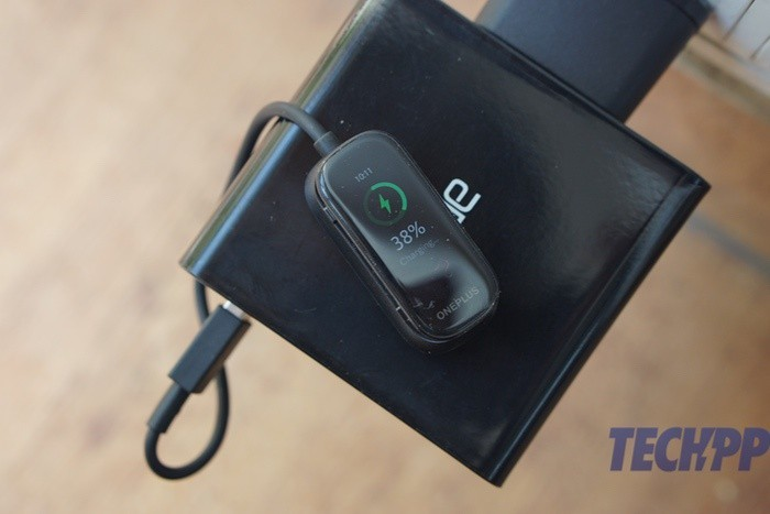 oneplus band review 16