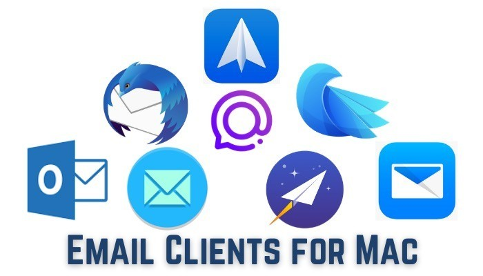 Email Clients for Mac
