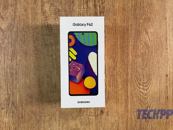 samsung galaxy f62 review